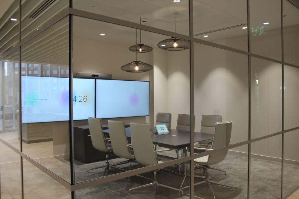 Design Integration Conference Room Image
