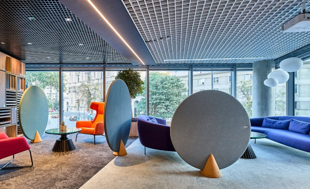 Design Integration Acoustic Treatments