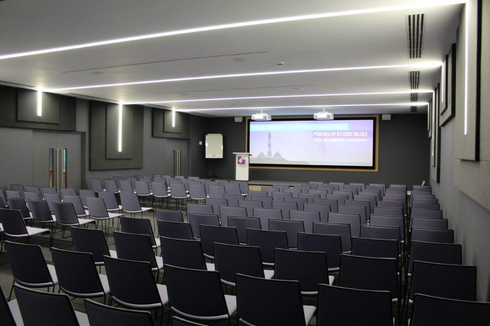 Design Integration Auditorium