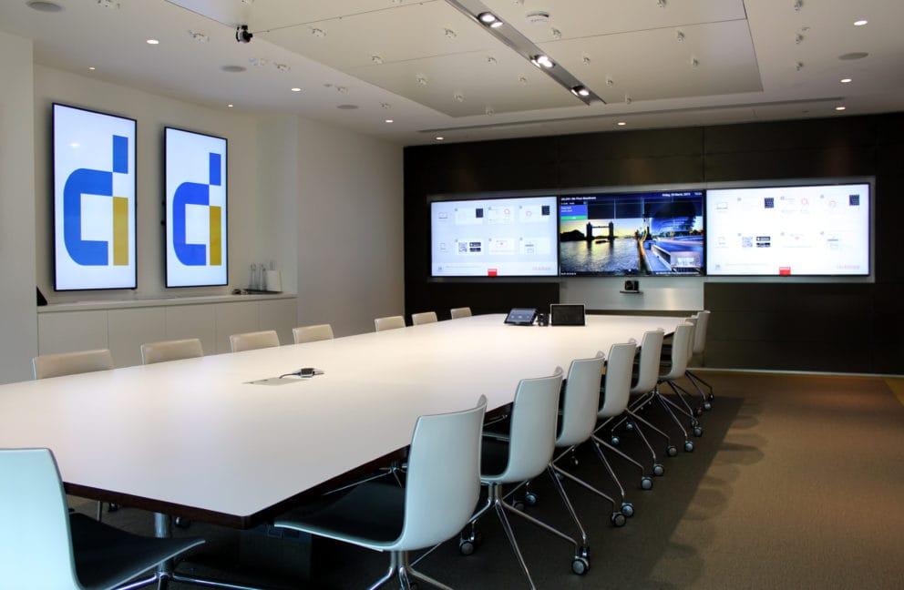 Design Integration Boardroom Image