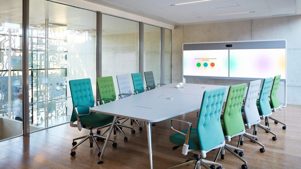 Design Integration Cisco Webex Room