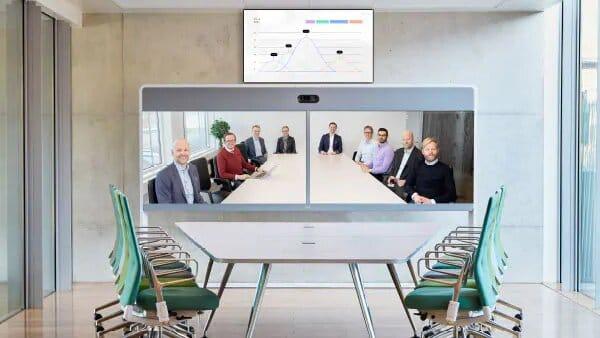 Design Integration Cisco Webex Room Banner