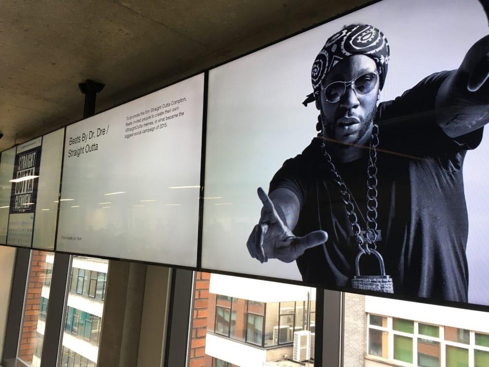 Design Integration Digital Signage Displays