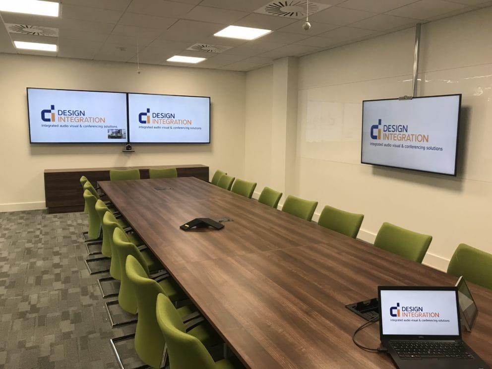 Design Integration Large Conference Room