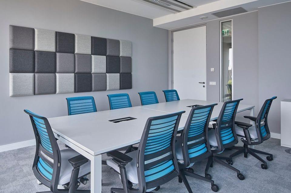 Design Integration Standaprt Acoustic Panels