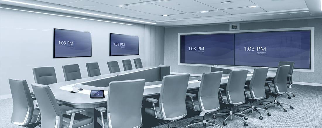 Design Integration Zoom Room Banner