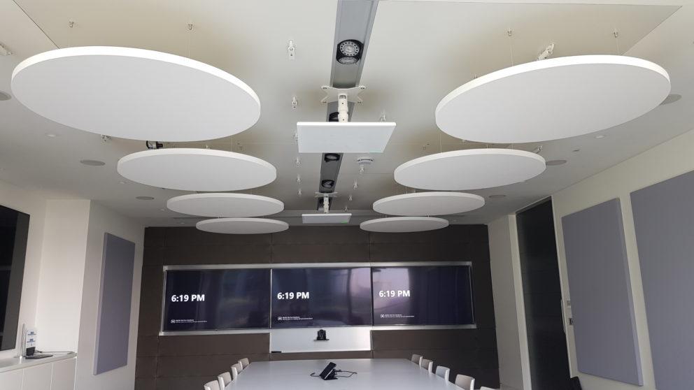 Design Integration Acoustic Ceiling Panels