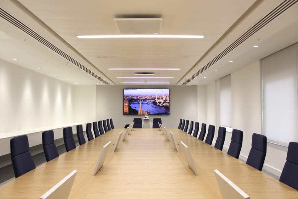 Design Integration Boardroom