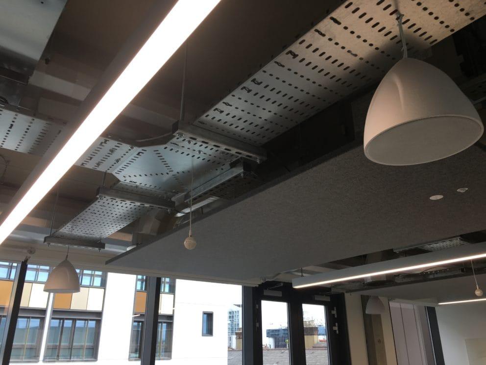 Design Integration Ceiling Speakers Microphones