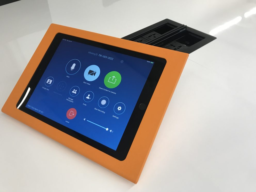Design Integration Heckler Ipad Dock