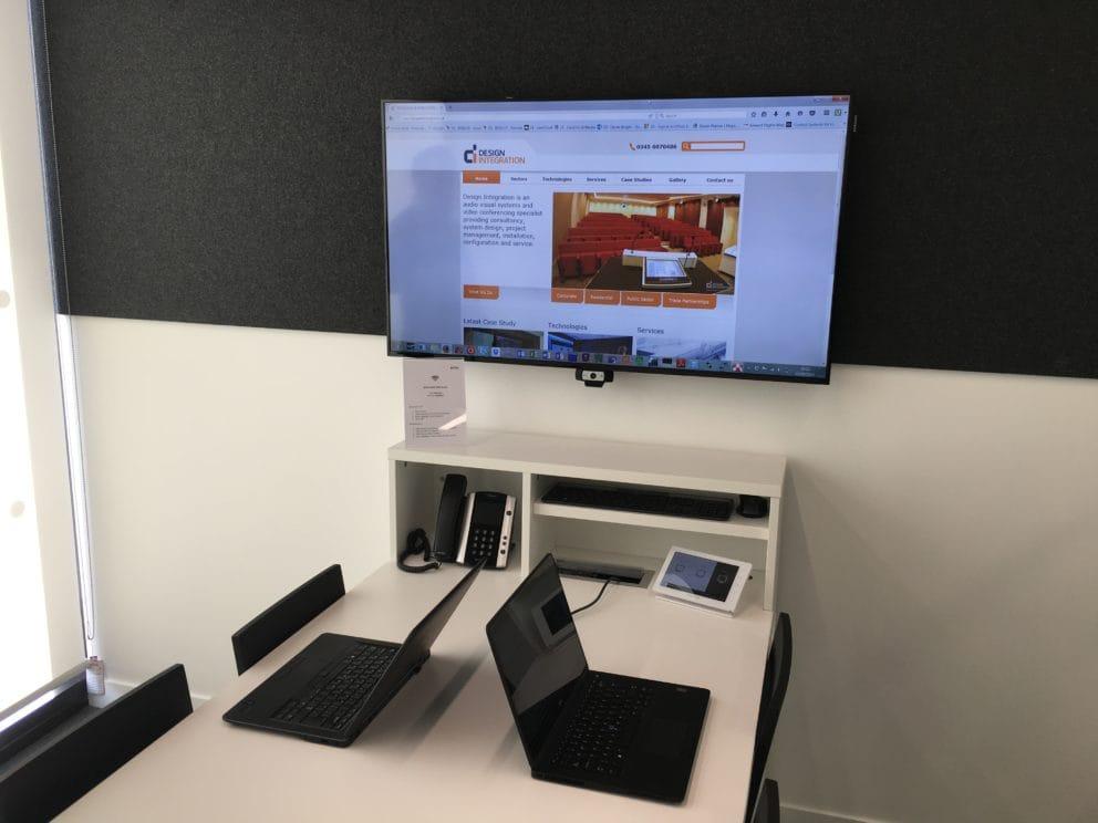 Design Integration Huddle Room