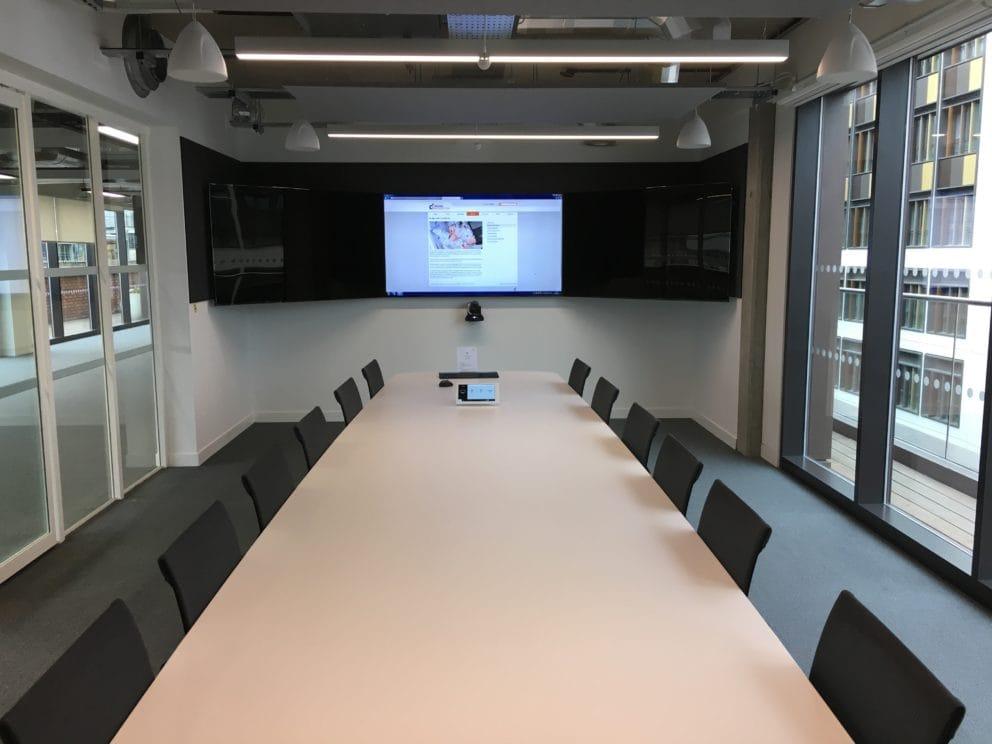 Design Integration Pitch Room
