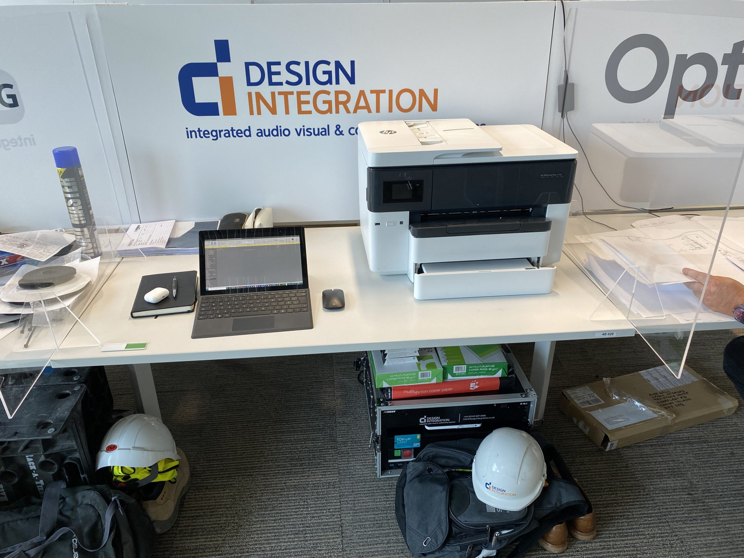 Design Integration Site Office