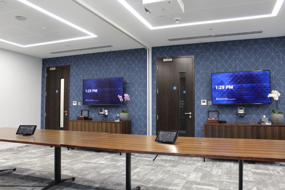 Design Integration Teams Split Room