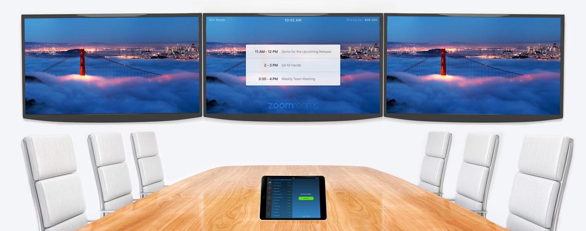 Design Integration Zoom Room Dual